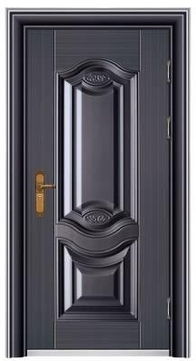 锌合金卧室门5038