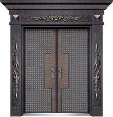别墅装甲门